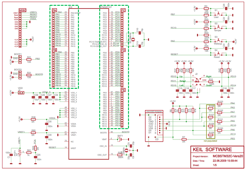 STM32F107VC Microcontroller Interfacing Tutorial | David Kebo